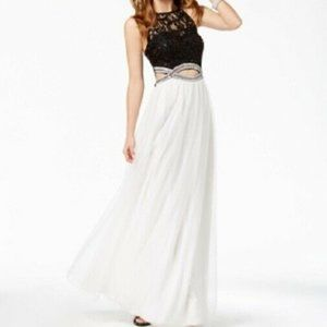 New Speechless Infinity Waist Prom Dress Formal